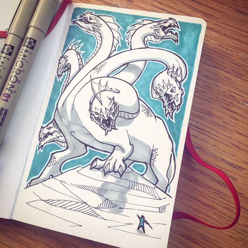 Hydra by Silartworks