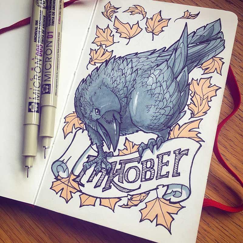Raven by Silartworks